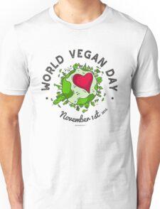 World Vegan Day Unisex T-Shirt