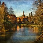 Whitchurch on Thames by IanWL
