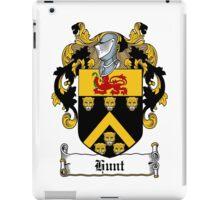 Hunt (Cork) iPad Case/Skin