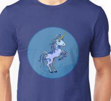 Happy Unicorn Power Unisex T-Shirt