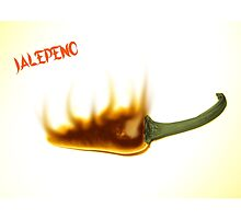 JALEPENO ON FIRE! by Colleen2012