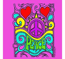 Peace to all Humanity... Photographic Print