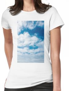 A little Helicopter Womens Fitted T-Shirt