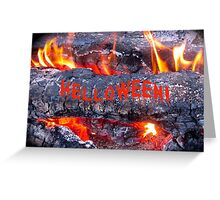 HELLOWEEN - HALLOWEEN CARD AND COVERS Greeting Card