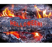 HELLOWEEN - HALLOWEEN CARD AND COVERS Photographic Print