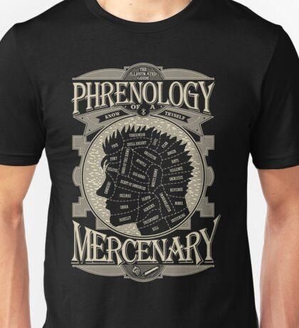 Phrenology of a mercenary - Berserk Unisex T-Shirt