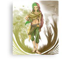 Gau Canvas Print