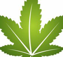 Cannabis Marijuana Hash Slacker pot-head culture Sticker