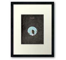 Sakizuki Framed Print