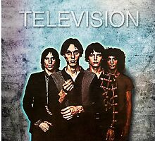 Television - Marquee Moon  by stella4star