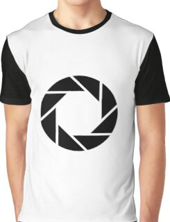 Aperture Science  Graphic T-Shirt