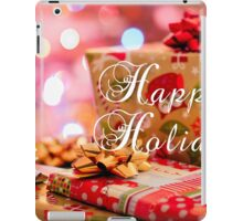 Happy Holidays Vo.2 iPad Case/Skin