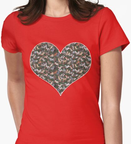 Holly & Hounds Womens Fitted T-Shirt