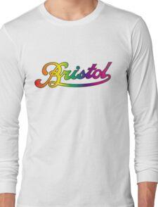 Bristol UK culture Long Sleeve T-Shirt