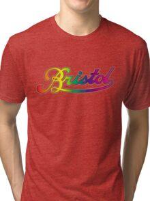 Bristol UK culture Tri-blend T-Shirt