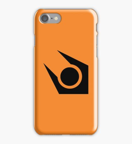 Combine Symbol iPhone Case/Skin