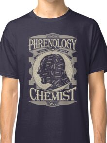 Phrenology of a chemist - Breaking Bad Classic T-Shirt