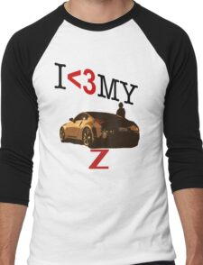 I Love My Z! Men's Baseball ¾ T-Shirt