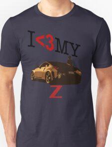 I Love My Z! T-Shirt