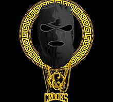 Crooks THUG GOLD by CROOKSCREW