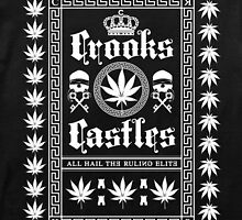 Crooks Biker Sweet Leaf by CROOKSCREW