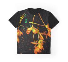 Autumn Crocuses Graphic T-Shirt