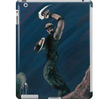Riddick - leaping iPad Case/Skin