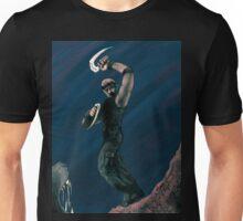 Riddick - leaping Unisex T-Shirt