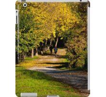 Autumn Run iPad Case/Skin