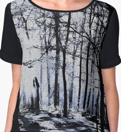 Spirit of the Forest Chiffon Top
