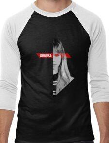 Brooke Scream  Men's Baseball ¾ T-Shirt