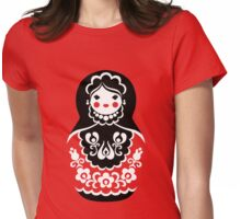 Matryoshka Womens Fitted T-Shirt