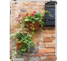 Flowers and Mail iPad Case/Skin