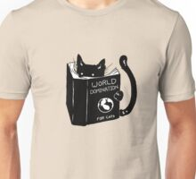 cat domination Unisex T-Shirt
