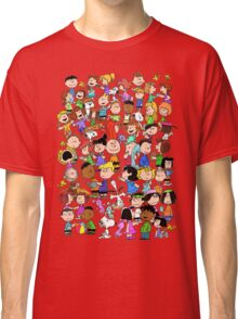 PEANUTS FAMILY Classic T-Shirt