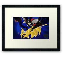 Giratina Framed Print