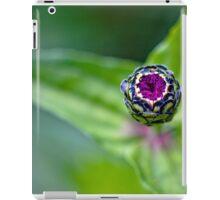 bourgeon iPad Case/Skin