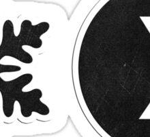 Cold Play Sticker