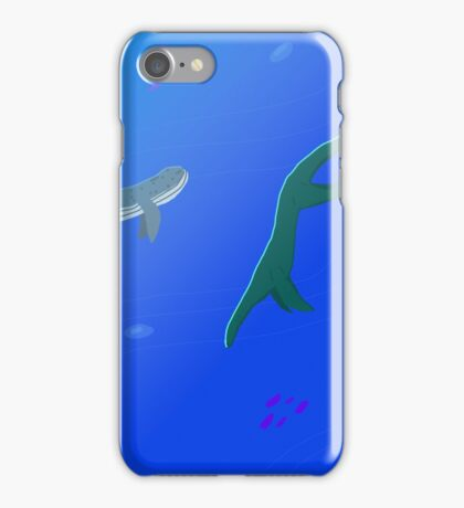 The Water Monster iPhone Case/Skin