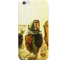 Floating Islands iPhone Case/Skin