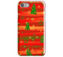 Xmas magic iPhone Case/Skin