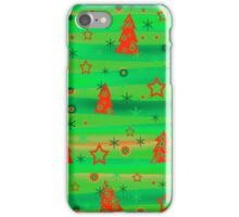 Christmas magical desgin iPhone Case/Skin