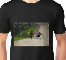 Bringing In The Sheaves III Unisex T-Shirt