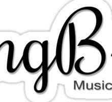 SongBird Music Page Sticker
