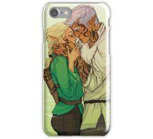 Aelin and Rowan iPhone Case/Skin