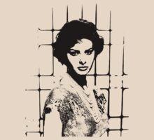 Sophia Loren In A Killer Dress by Museenglish