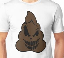 Happy Poo Emoji Unisex T-Shirt