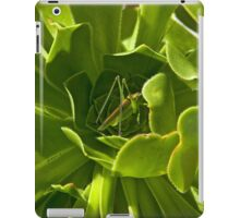 Grasshopper iPad Case/Skin