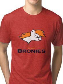 Denver Bronies Tri-blend T-Shirt
