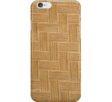SHAKER WOVEN TAPE (Textures) iPhone Case/Skin
